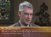 Dr. Brad Gregory