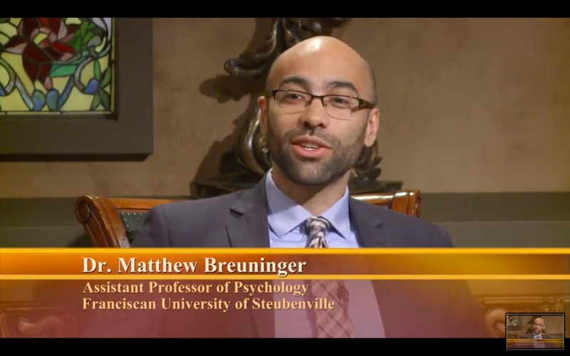 Franciscan University Presents on EWTN